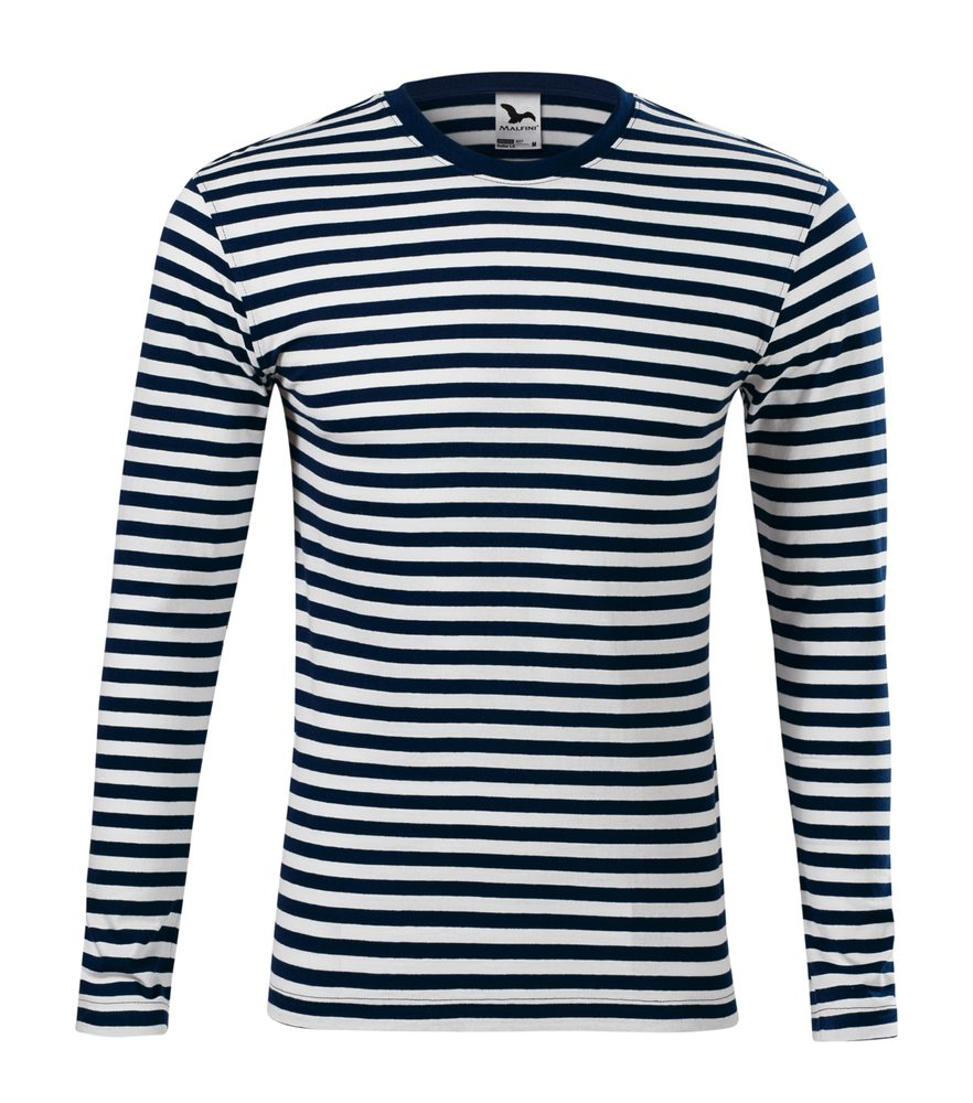 Námořnické tričko s dlouhým rukávem Sailor