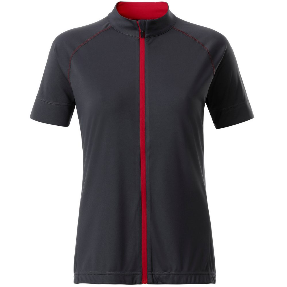 Dámský cyklistický dres na zip JN515