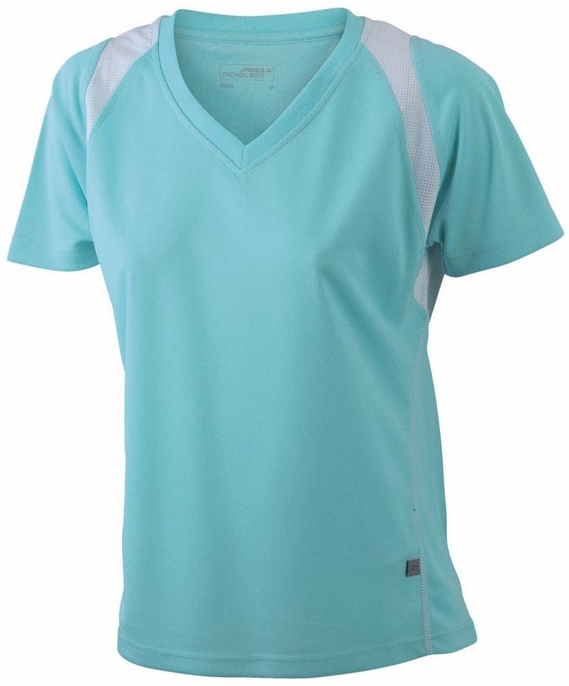 Dámské běžecké tričko s krátkým rukávem JN396
