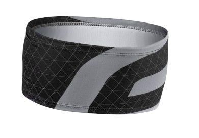 čelenka force fit sportovní černo-šedá 903163