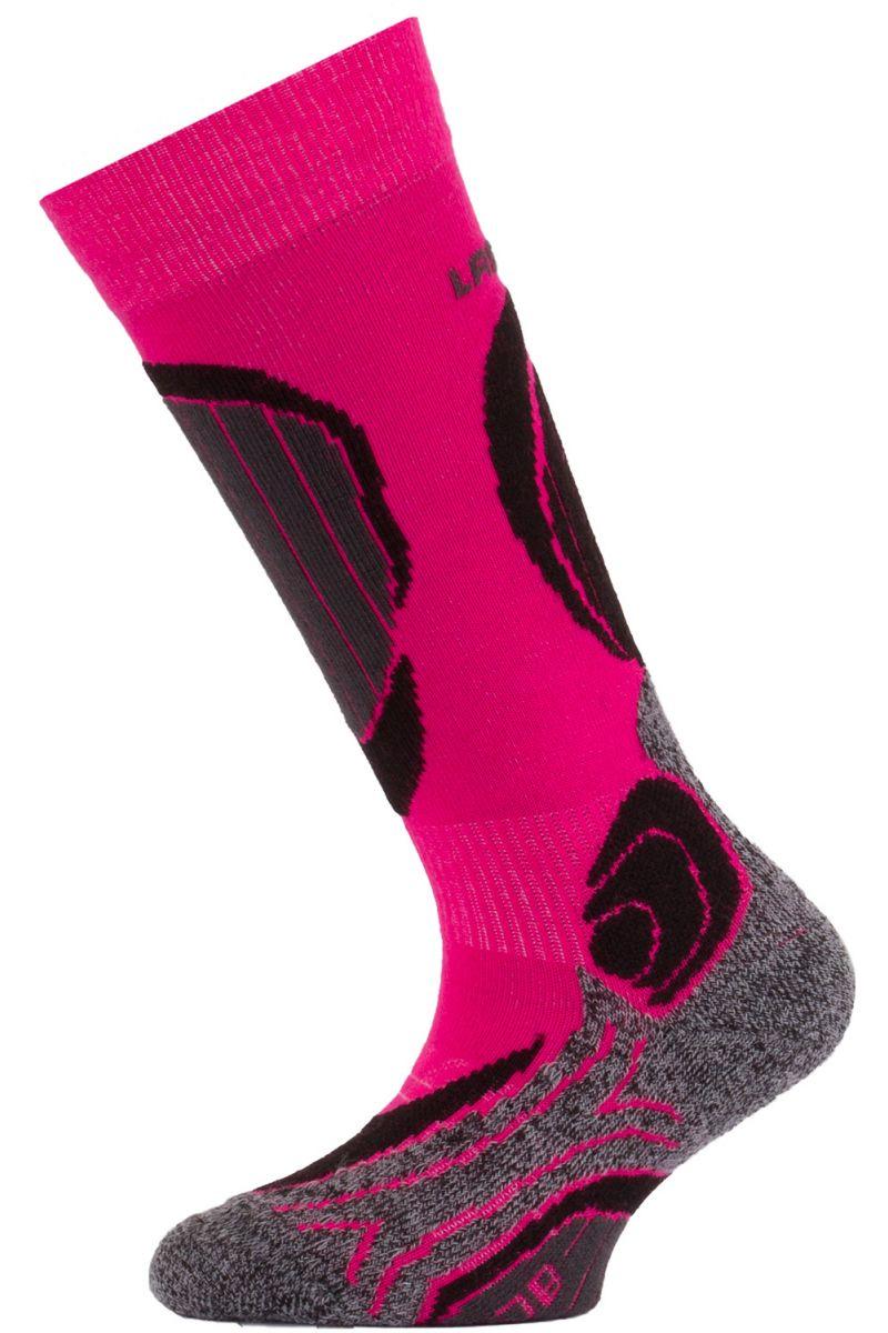 Lasting SJB 409 růžová dětské ponožky