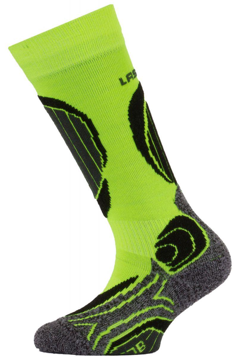 Lasting SJB 109 žlutá dětské ponožky