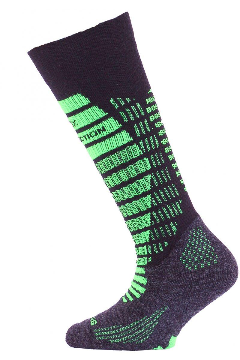 Lasting SJR 906 černá dětské ponožky