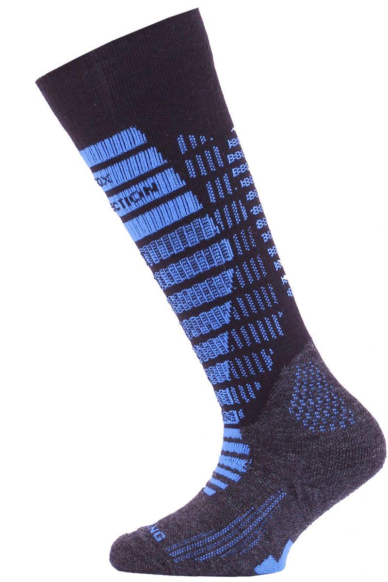 Lasting SJR 905 černá dětské ponožky