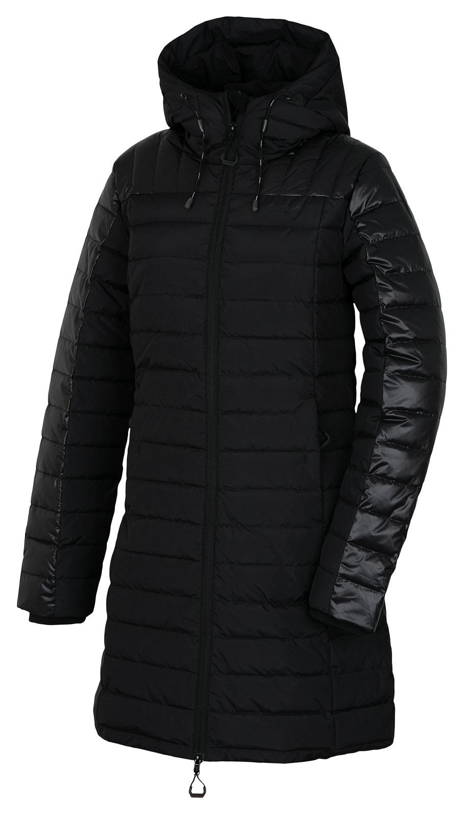 Husky Dámský péřový kabátek   Daili L černá