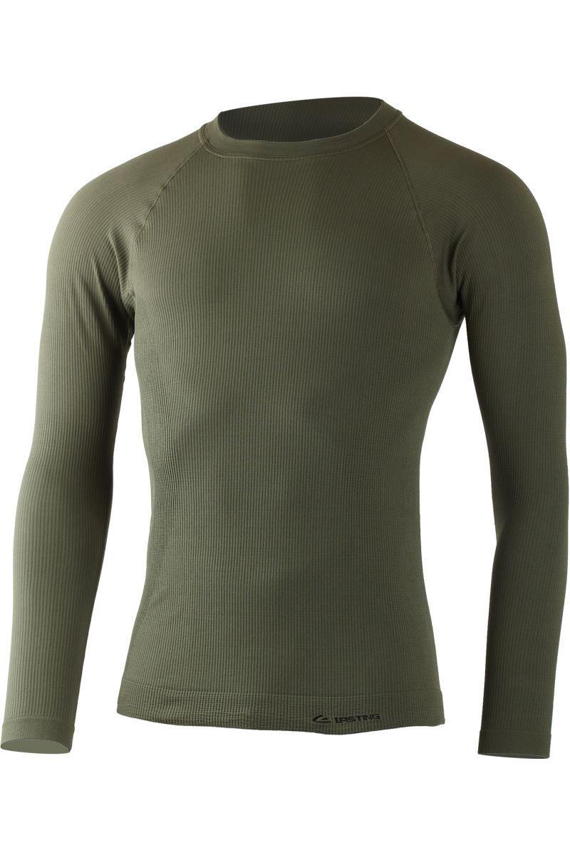 Lasting pánské funkční triko ZEL zelené