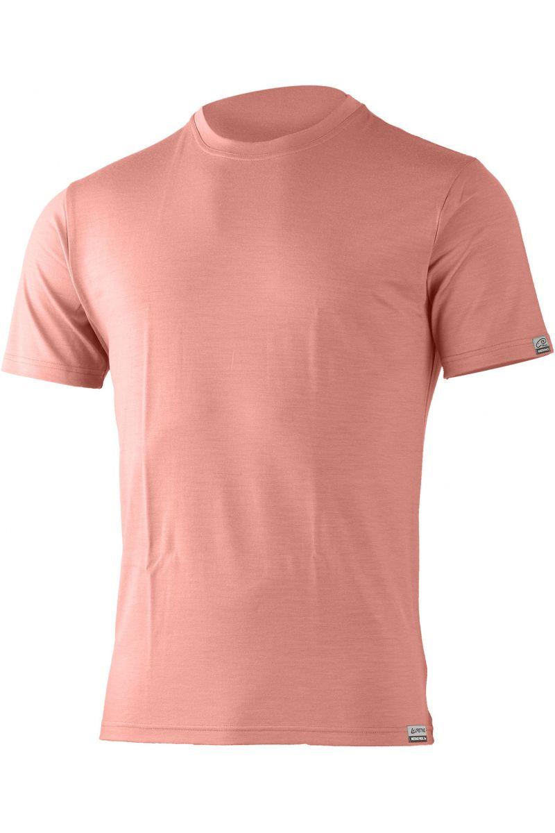Lasting pánské merino triko CHUAN krémová