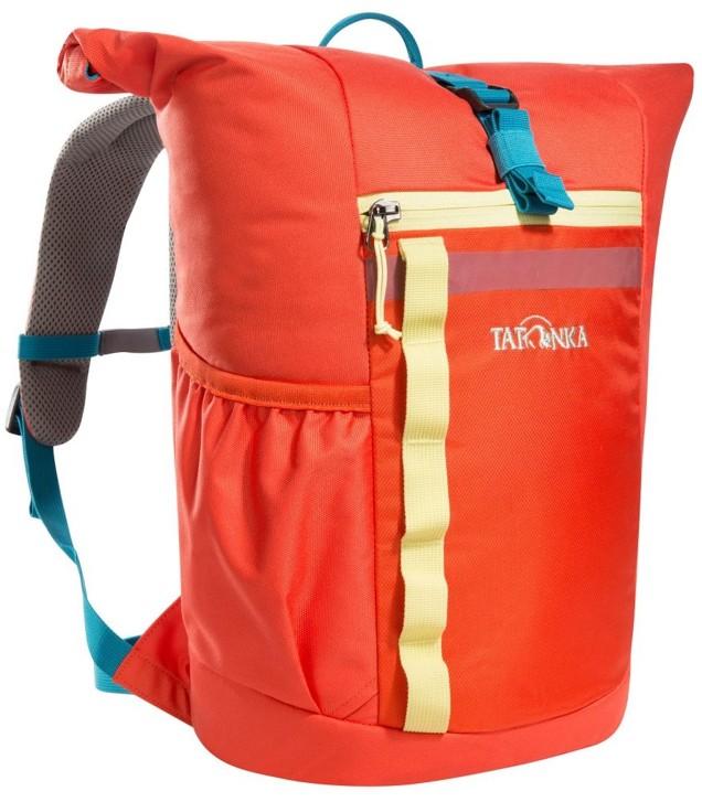 Tatonka ROLLTOP PACK JR 14 red orange