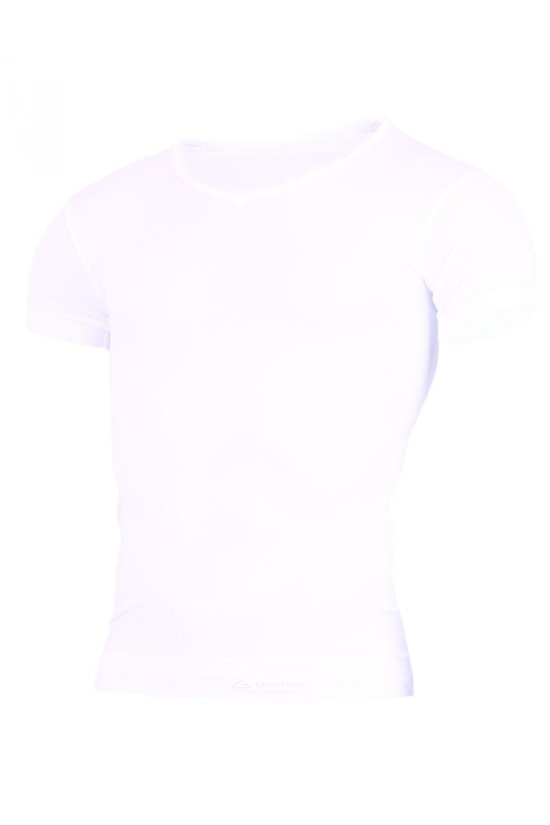 Lasting pánské funkční triko MARO bílé
