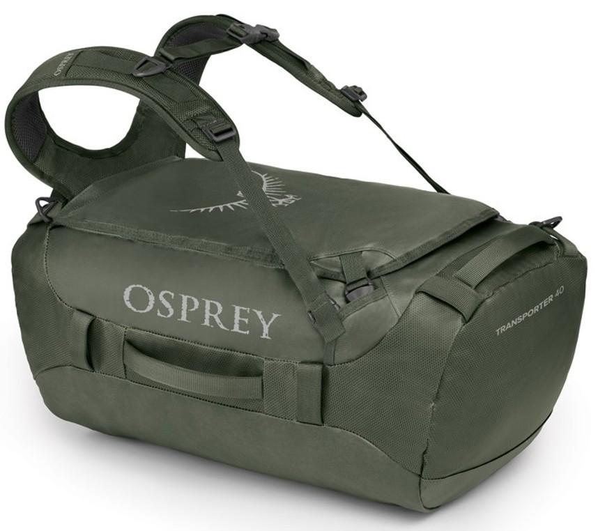 Osprey Transporter 40 II haybale green