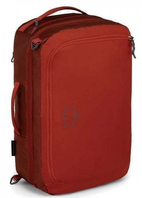 Osprey TRANSPORTER GLOBAL CARRY-ON 36 ruff red