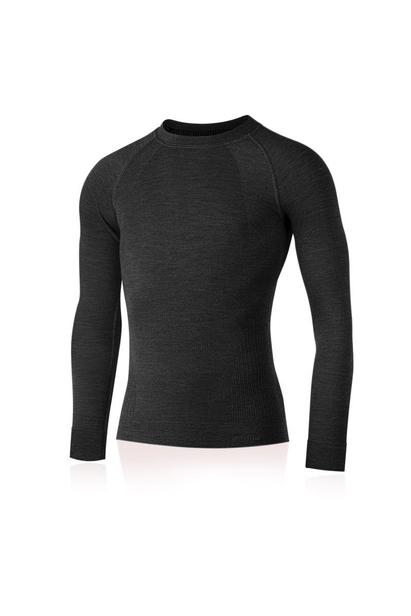 Lasting pánské merino triko MAPOL šedé