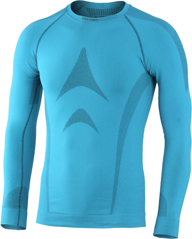 Lasting THOR 5090 modrá termo bezešvé triko