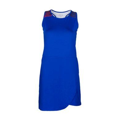 Northfinder dámské sportovní šaty DAFNHEA modrá SA-4500SP-298