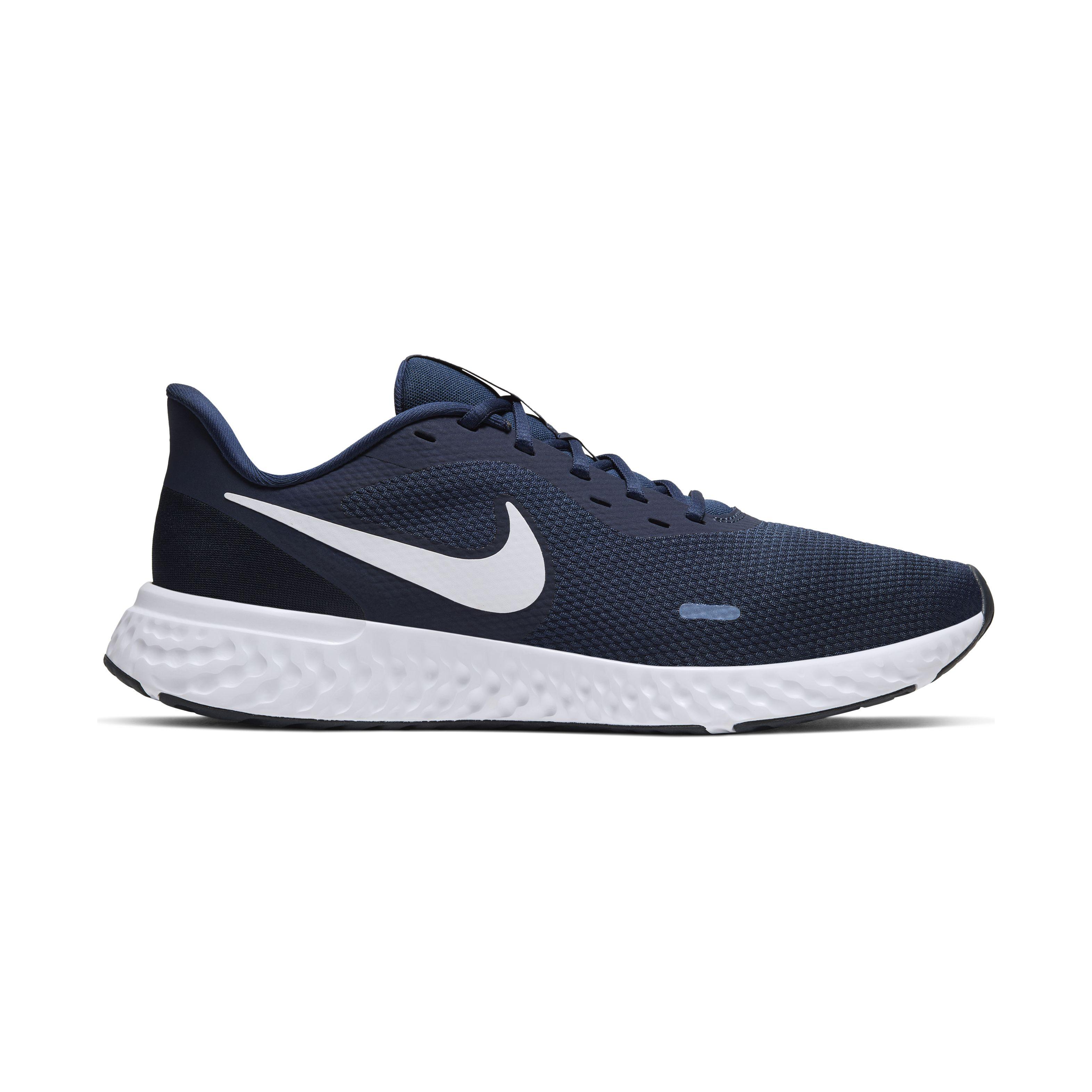 Nike revolution 5 MIDNIGHT NAVY/WHITE-DARK OBSIDIAN