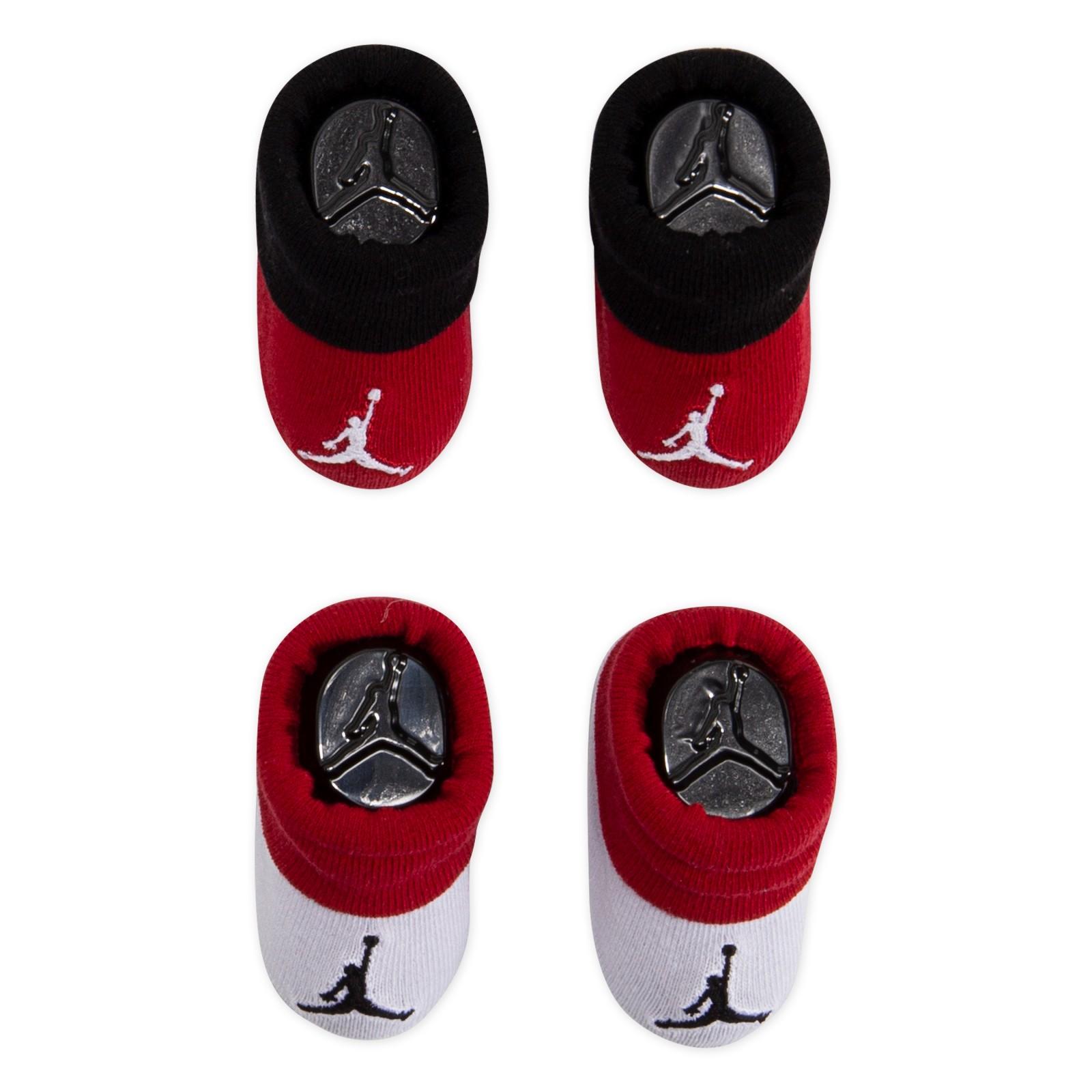 Jhn jumpman clrblckd booties GYM RED