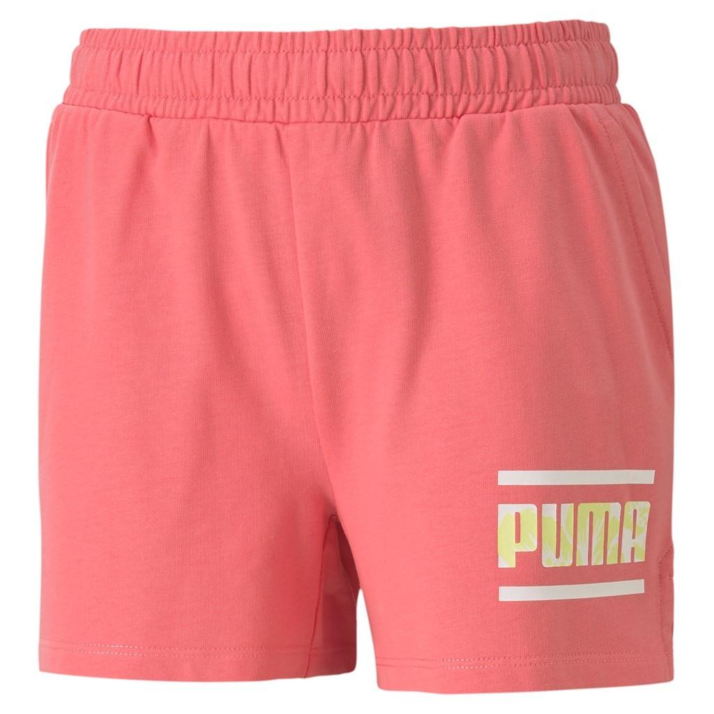 Alpha Shorts G bubblegum