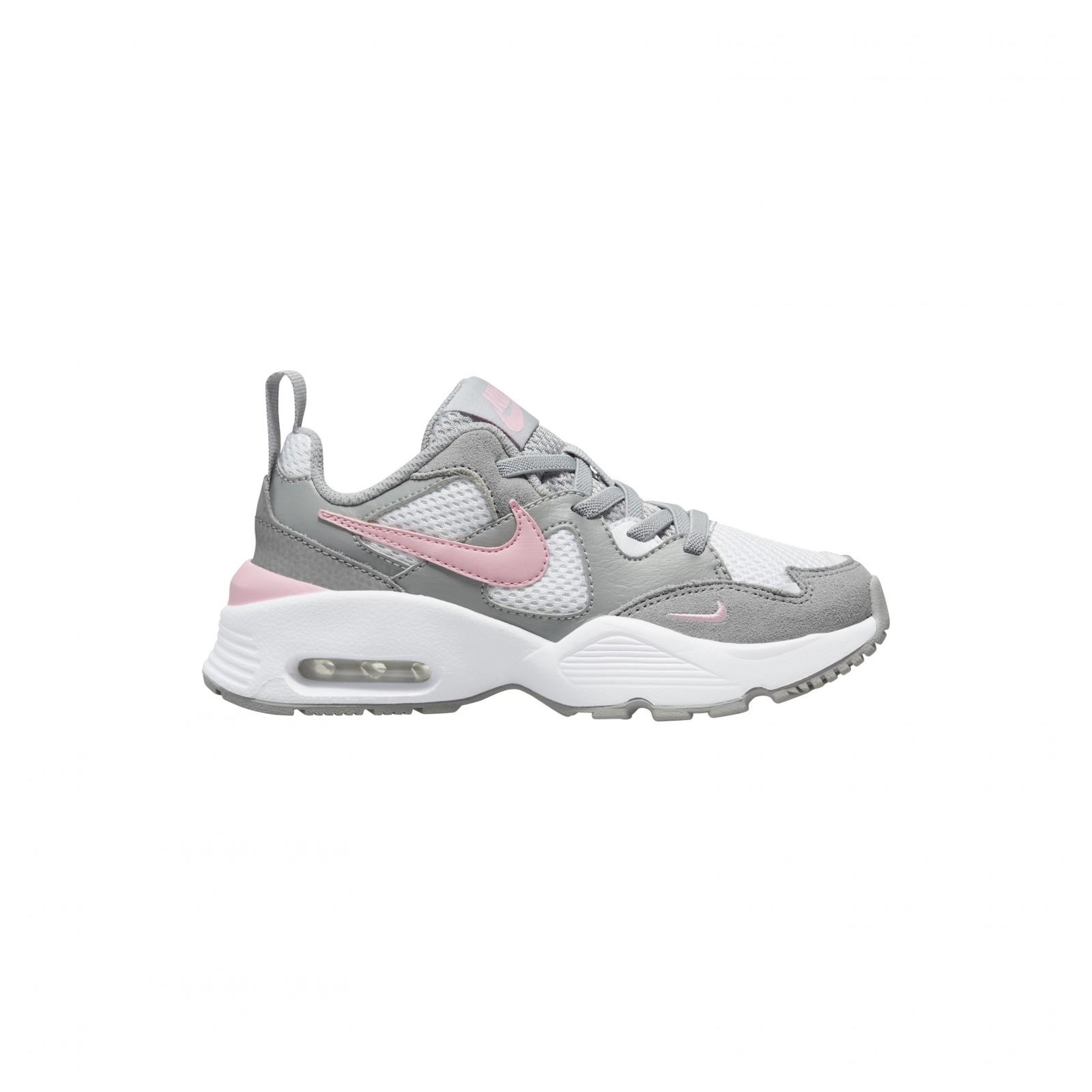 Nike air max fusion (ps) LT SMOKE GREY/PINK-WHITE