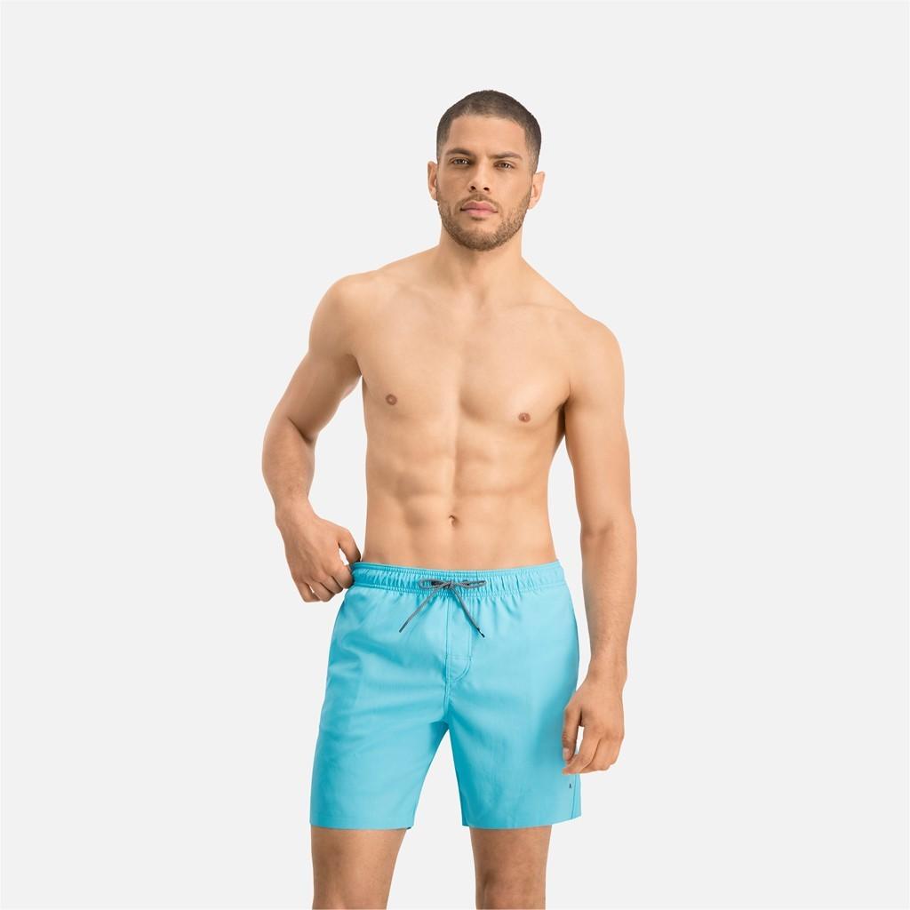 Puma swim men shorts blue