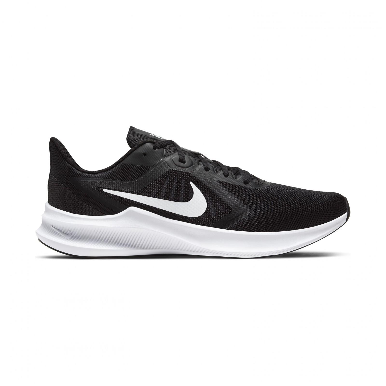 Nike Downshifter 10 BLACK/WHITE-ANTHRACITE