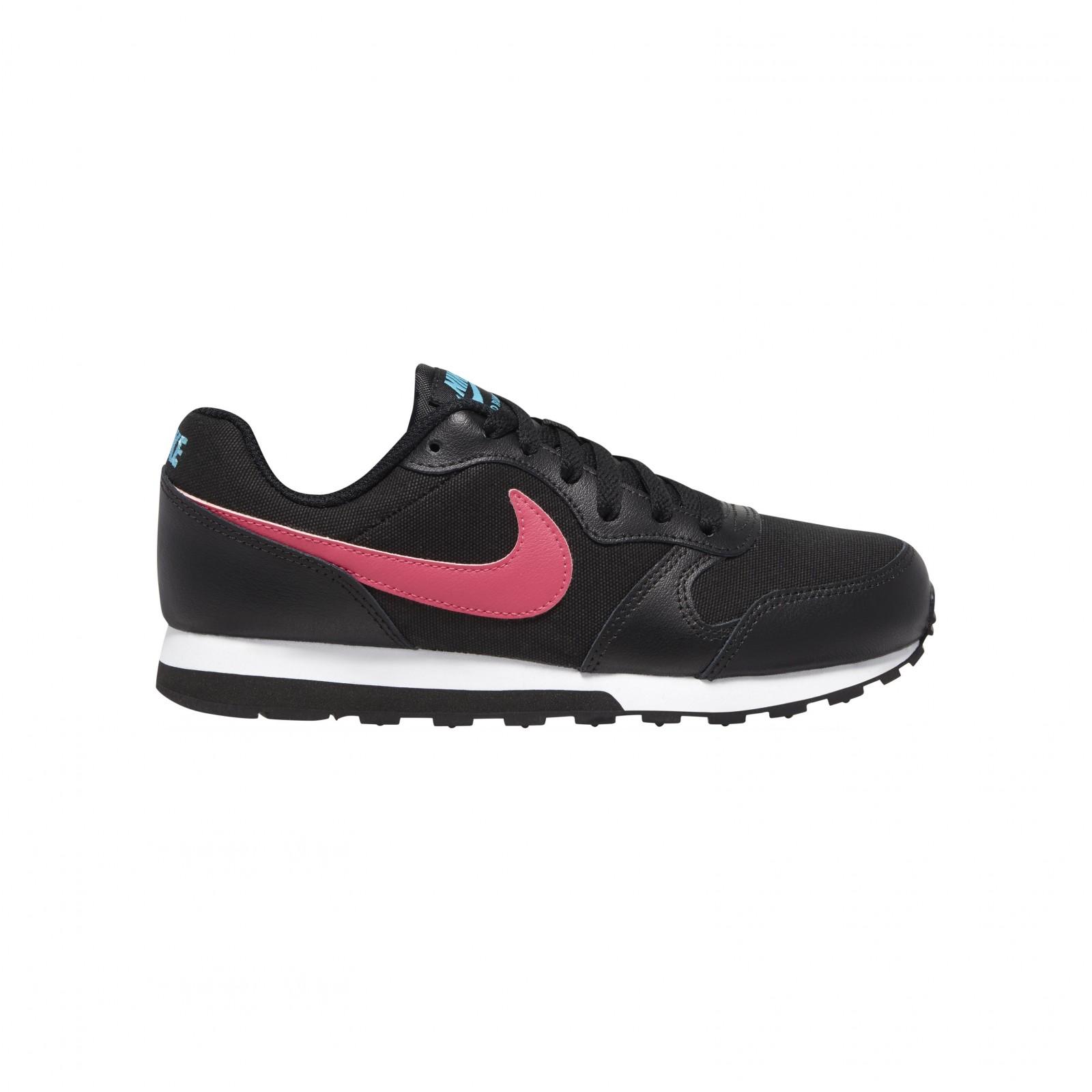 Nike md runner 2 (gs) BLACK/WATERMELON-BLUE FURY-PURPLE NEBULA