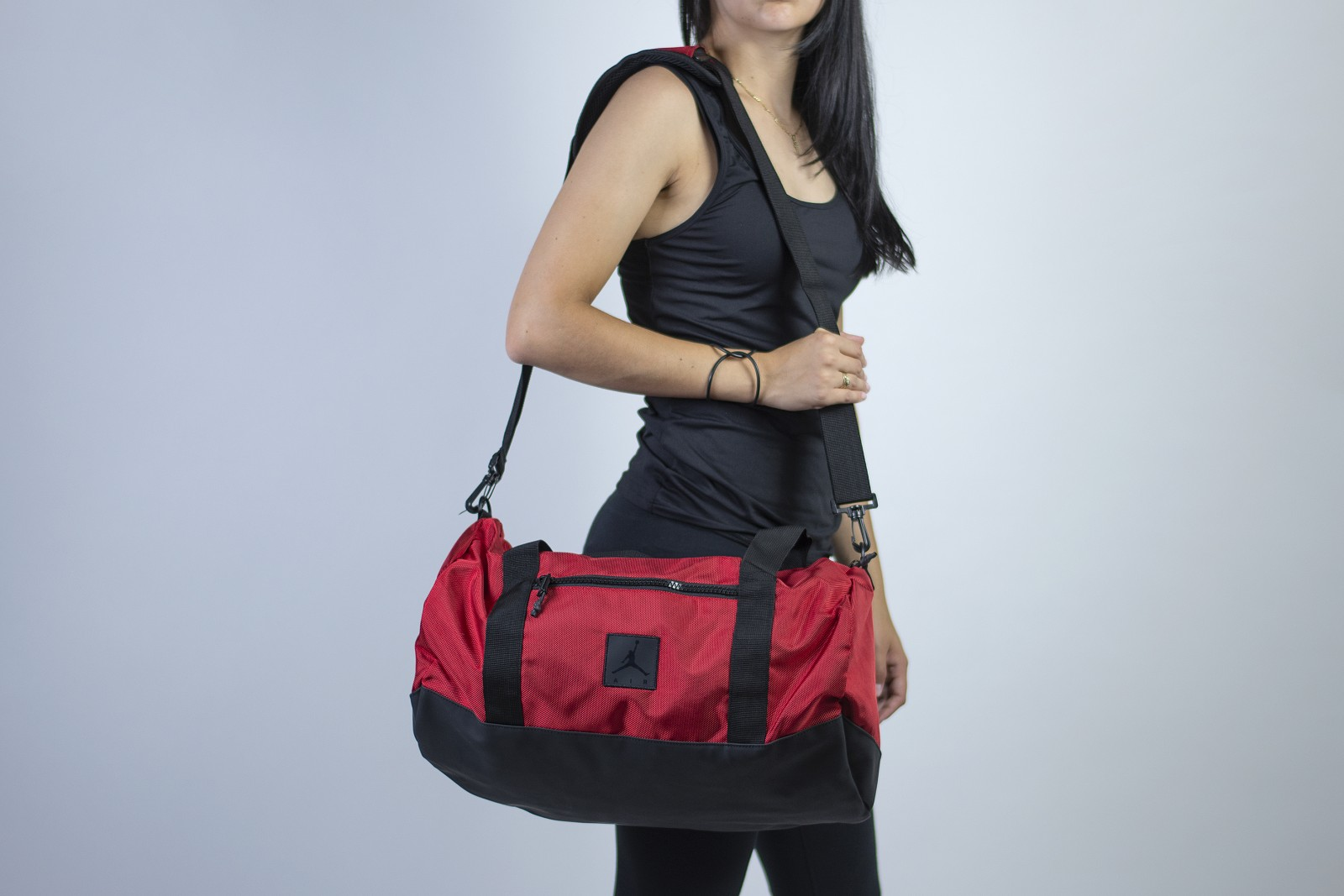 Jdn duffle GYM RED
