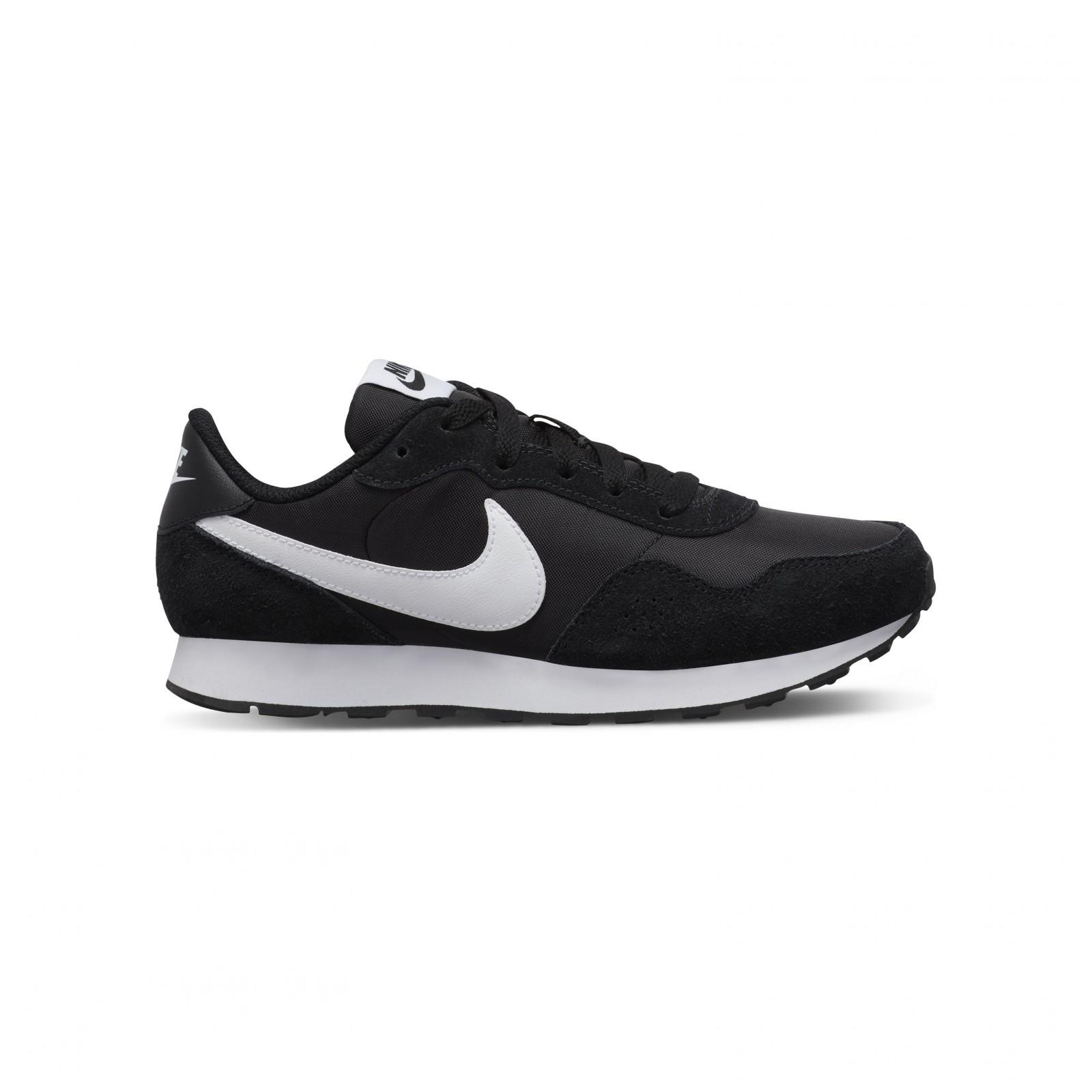 Nike md valiant (gs) BLACK/WHITE