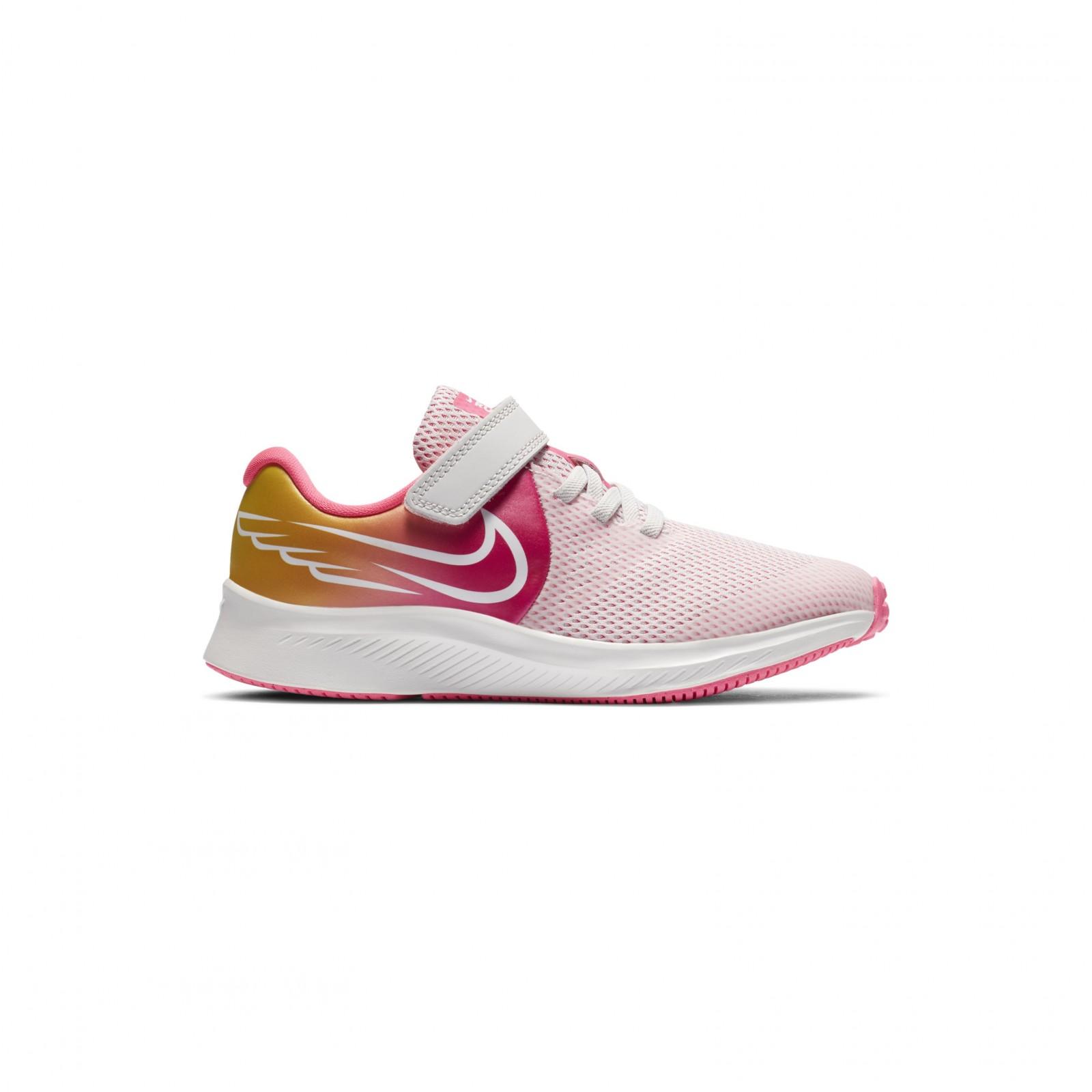 Nike star runner 2 sun (psv) PLATINUM TINT/SUMMIT WHITE-HYPER PINK