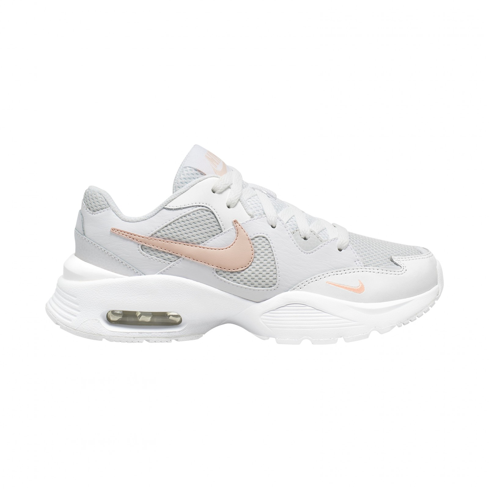 Wmns nike air max fusion WHITE/WASHED CORAL-PHOTON DUST