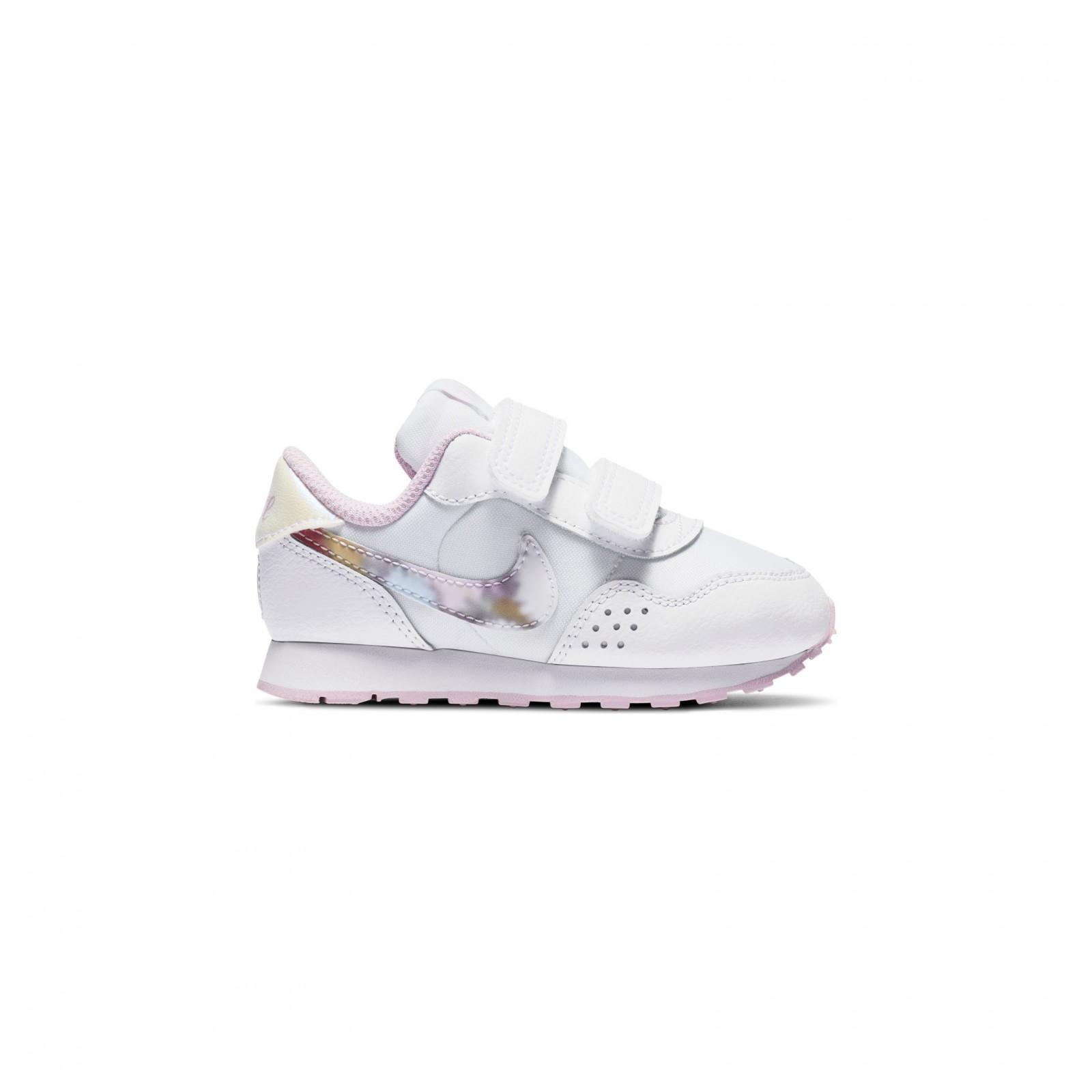 Nike md valiant flrl (tdv) WHITE/LT ARCTIC PINK-LT ARCTIC PINK
