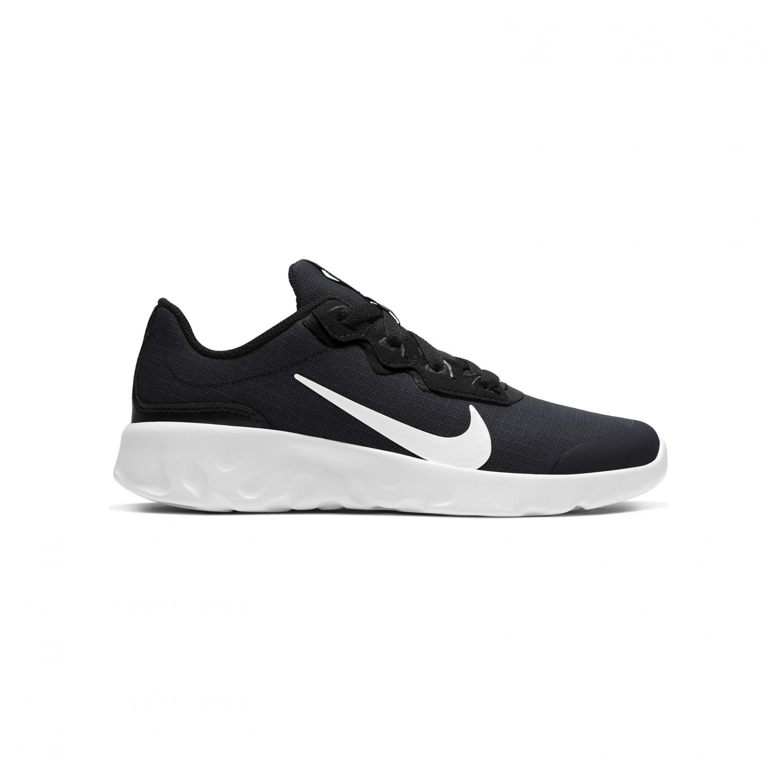 Nike explore strada (gs) BLACK/WHITE-ANTHRACITE