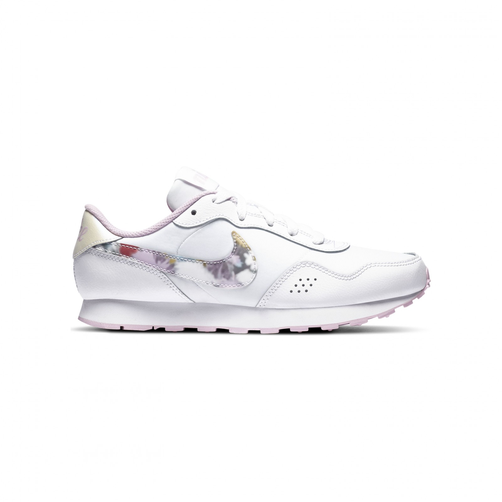 Nike md valiant flrl (gs) WHITE/LT ARCTIC PINK-LT ARCTIC PINK