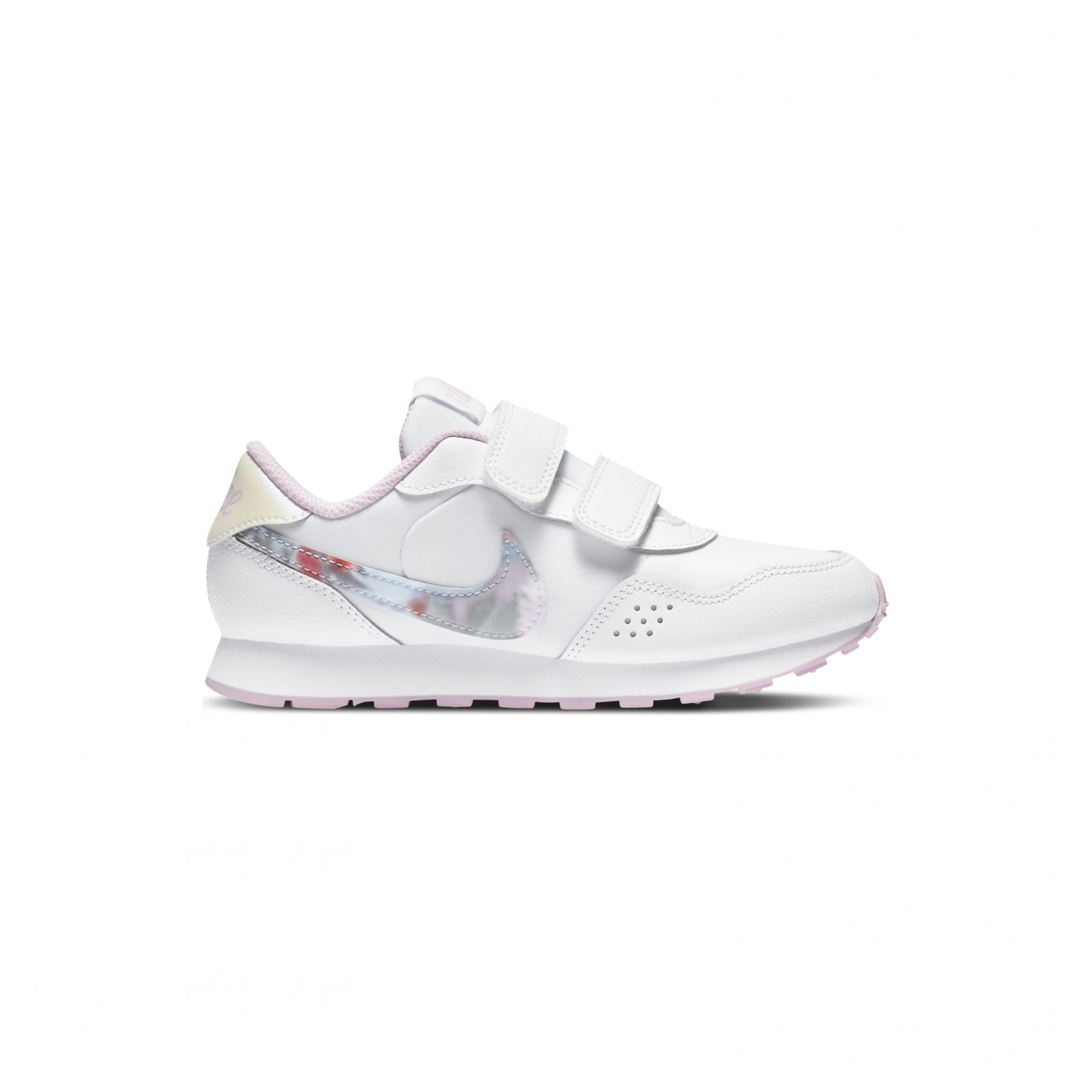 Nike md valiant flrl (psv) WHITE/LT ARCTIC PINK-LT ARCTIC PINK