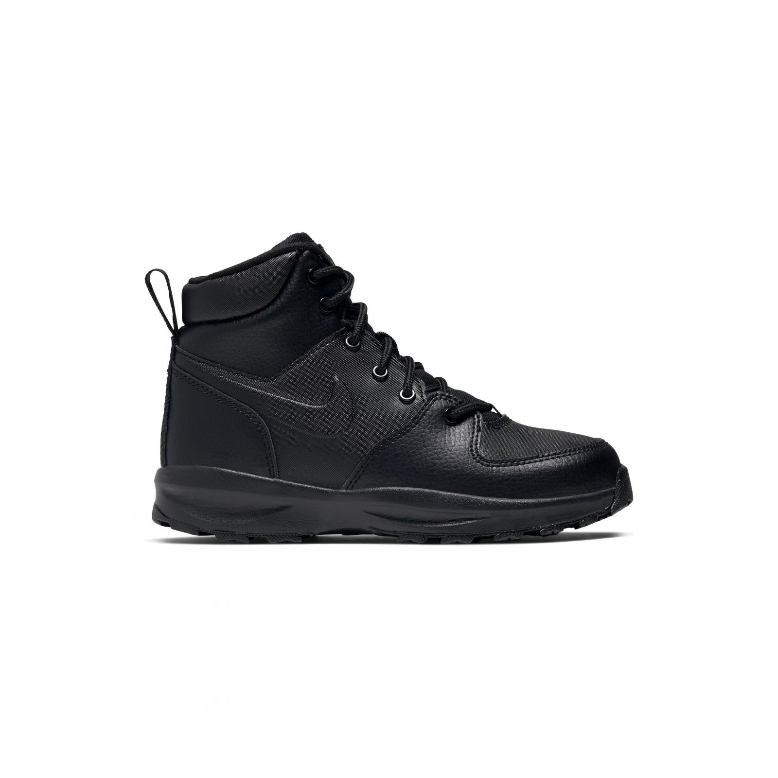 Nike manoa ltr (ps) BLACK/BLACK-BLACK