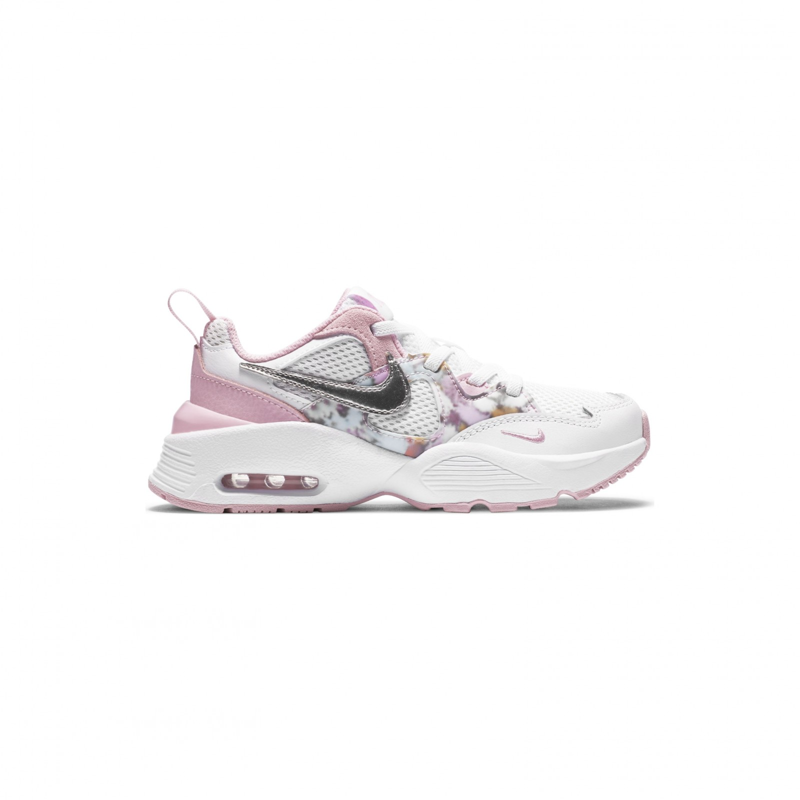 Nike air max fusion se1 (ps) WHITE/METALLIC SILVER-LT ARCTIC PINK