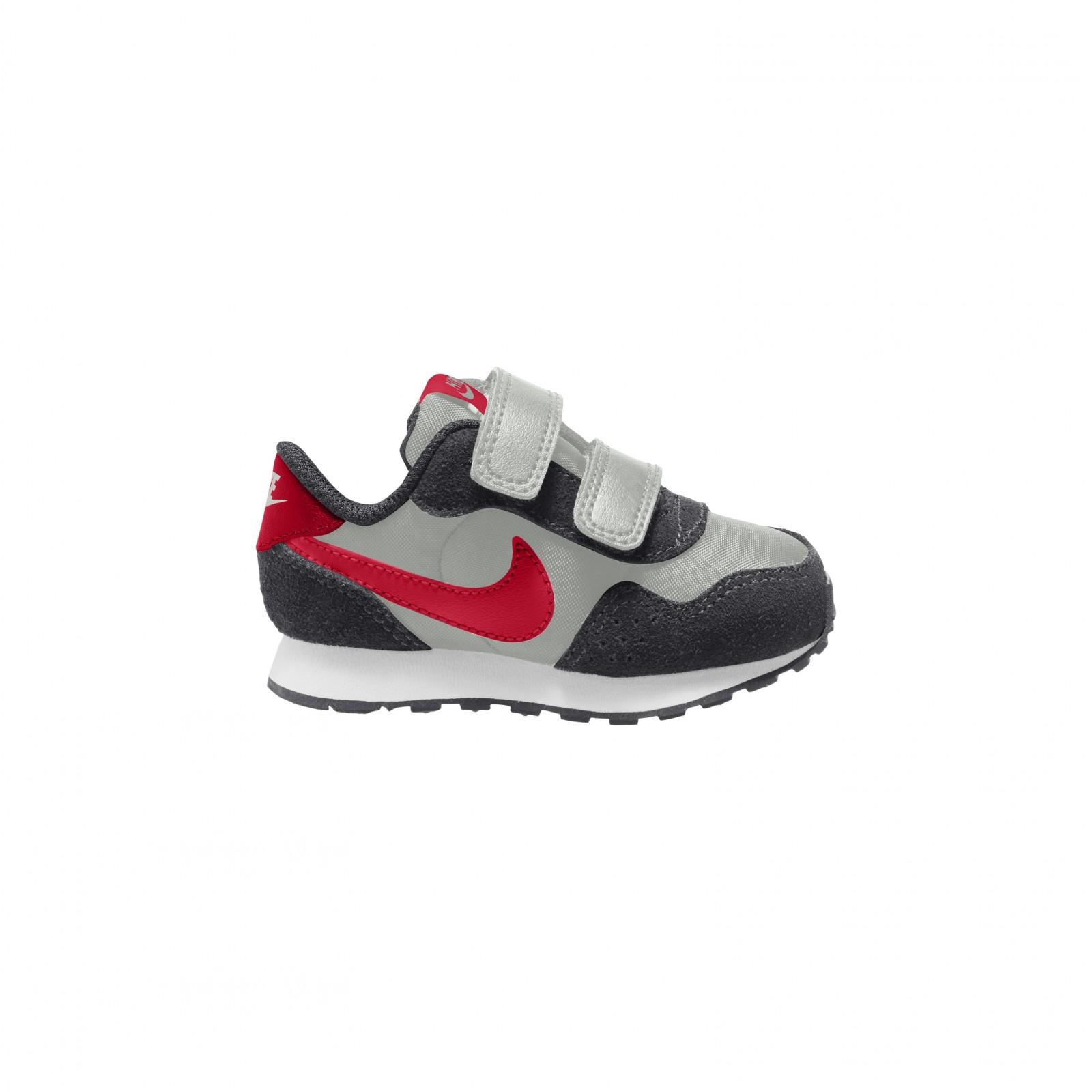 Nike md valiant (tdv) GREY FOG/UNIVERSITY RED-DK SMOKE GREY