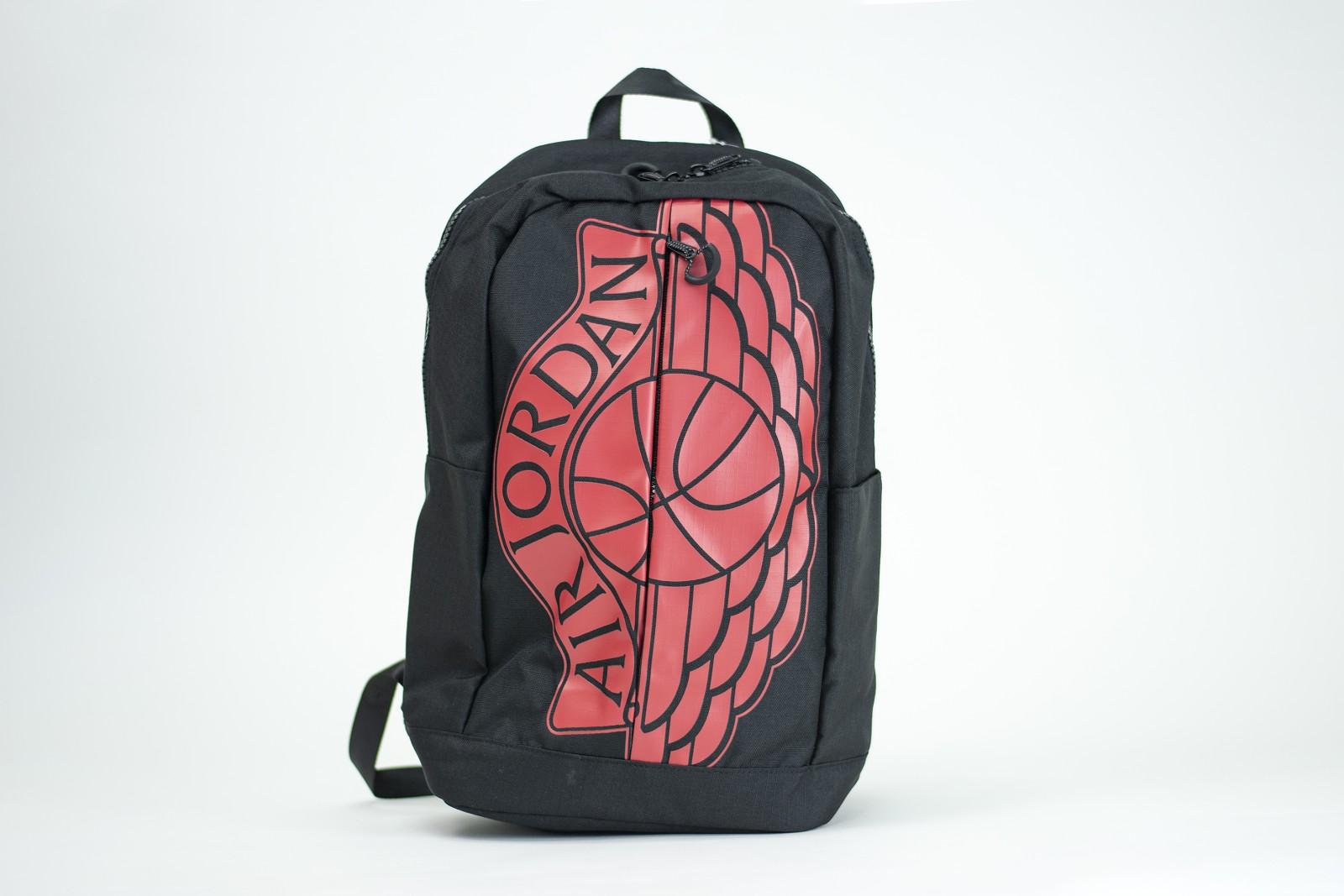 Jan wings pack RED/BLACK