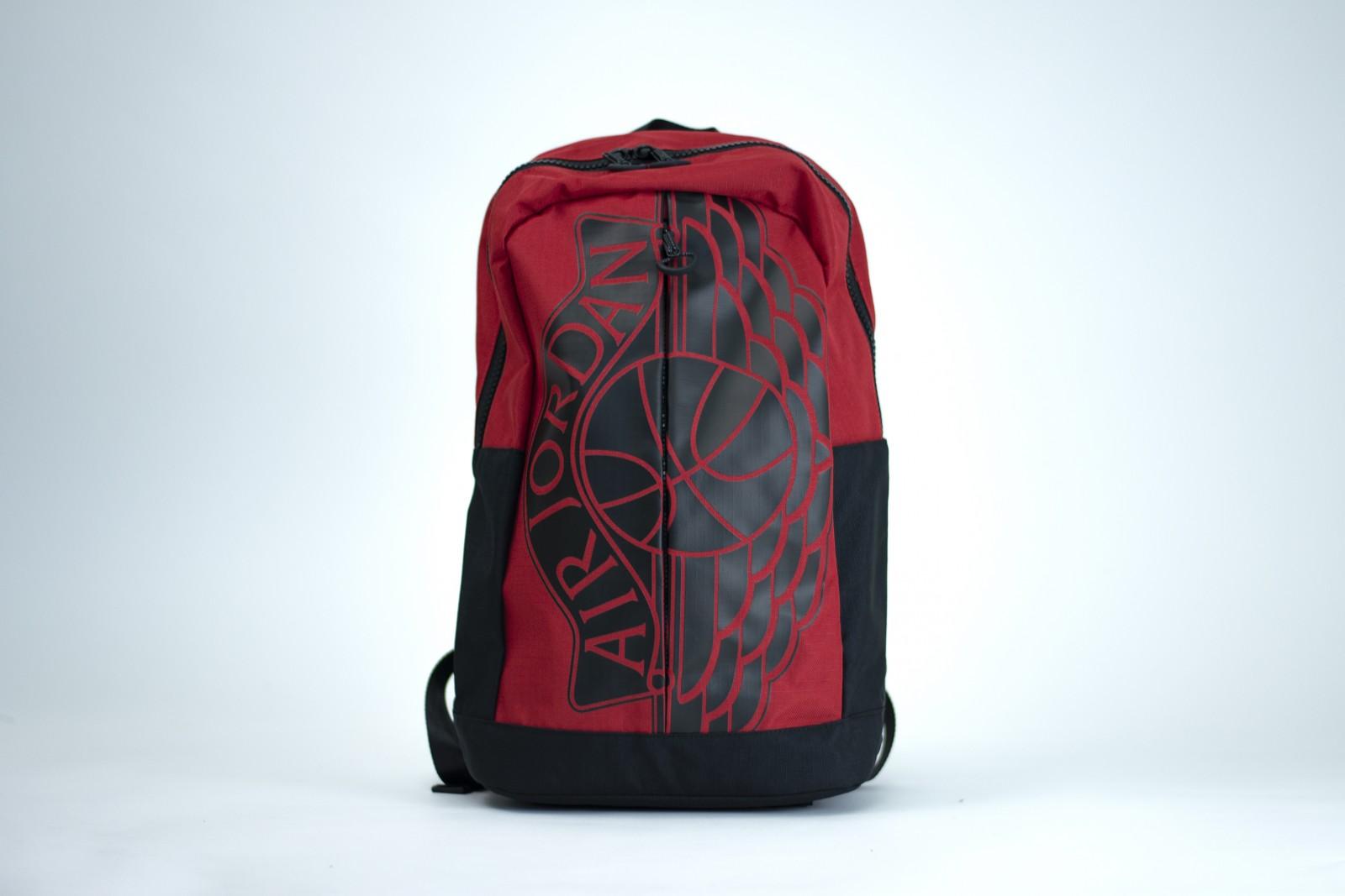 Jan wings pack BLACK/RED