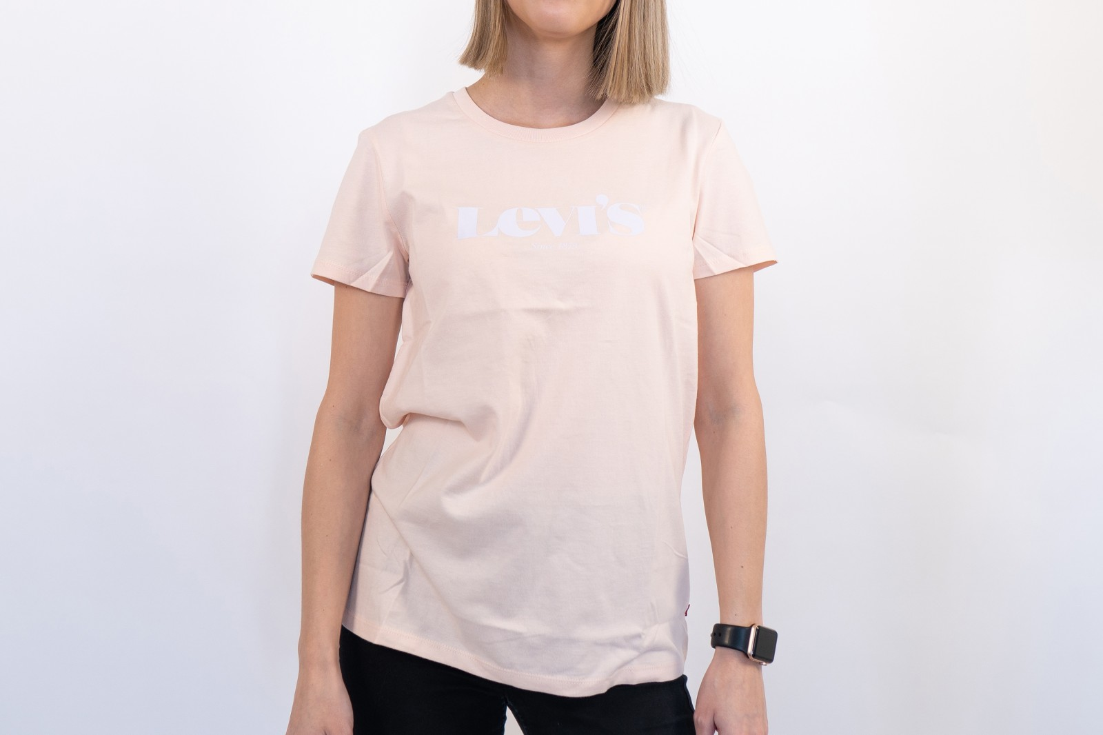 The perfect tee NEW LOGO SCALLOP SHELL