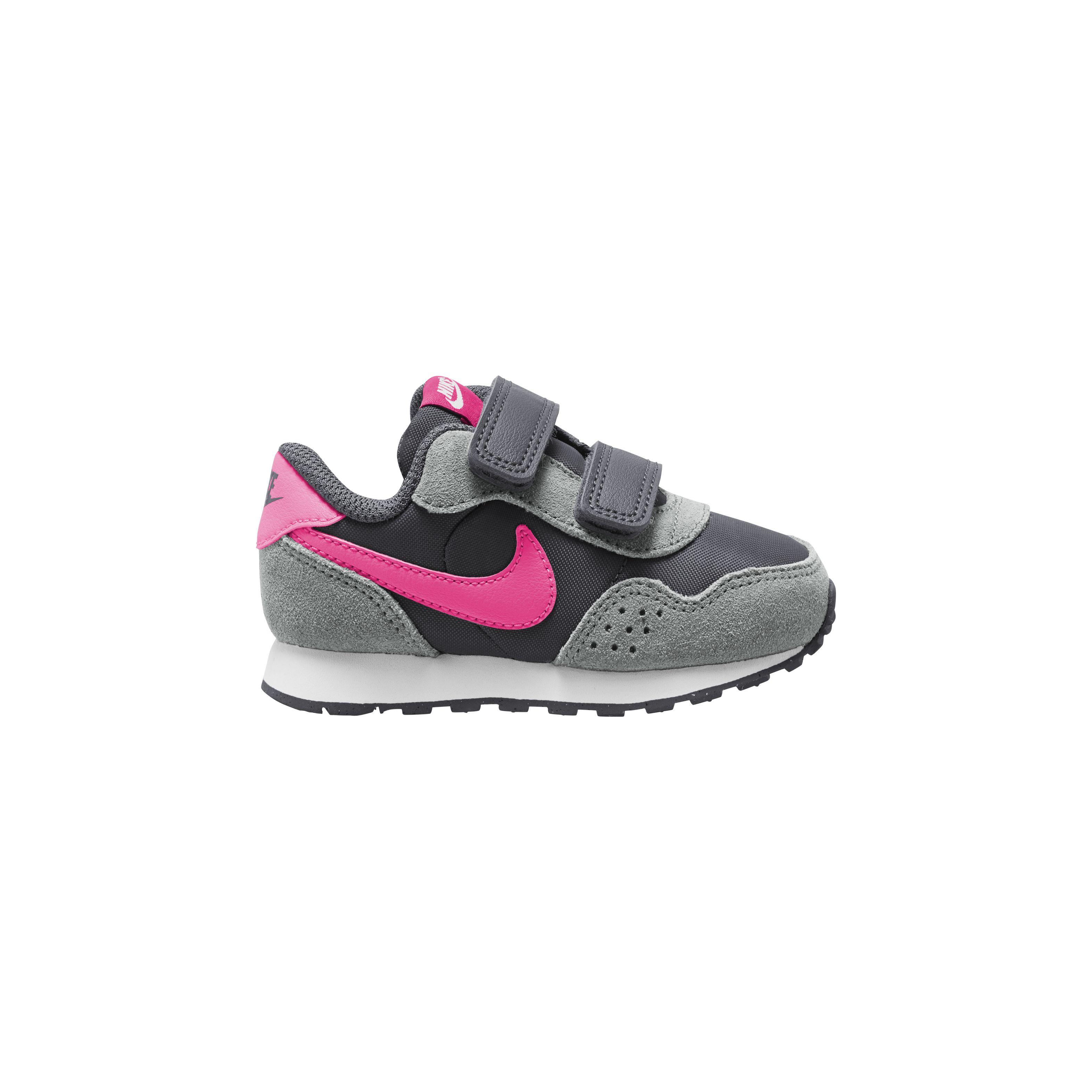 Nike MD Valiant DK SMOKE GREY/HYPER PINK-LT SMOKE GREY