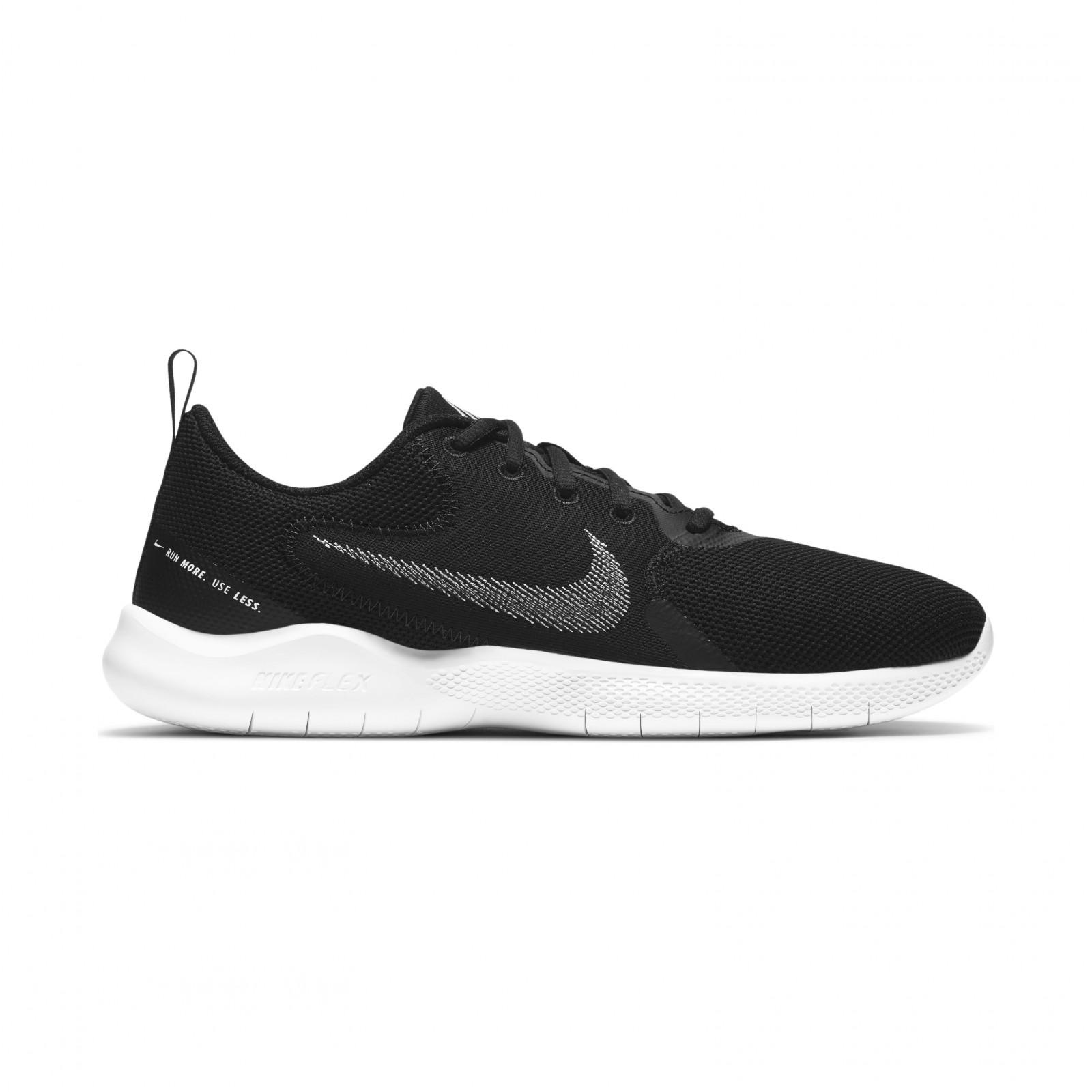 Nike Flex Experience Run 10 BLACK/WHITE