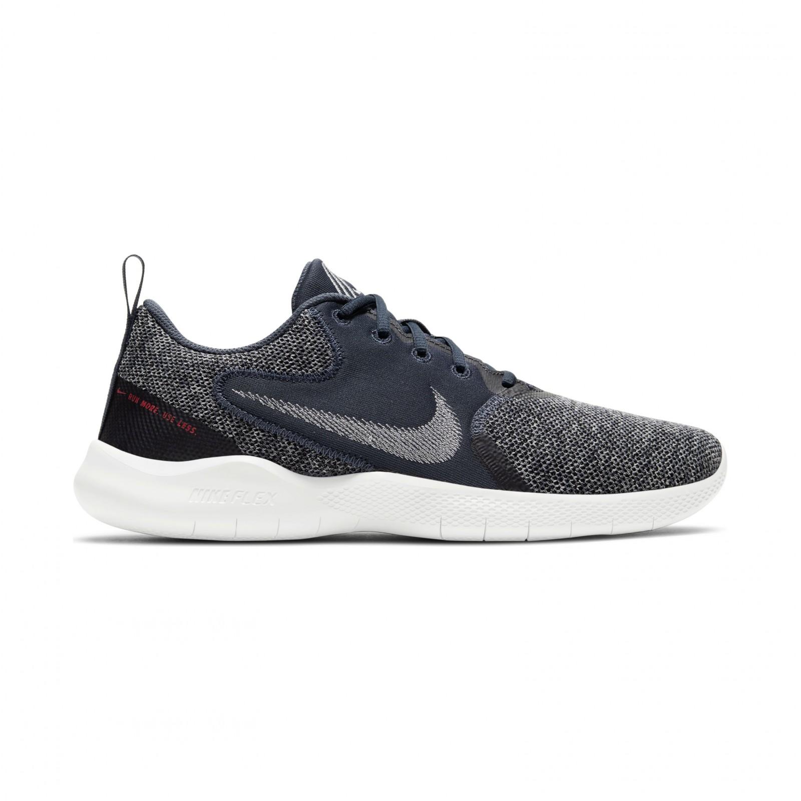 Nike Flex Experience Run 10 THUNDER BLUE/PURE PLATINUM-BLACK-WHITE