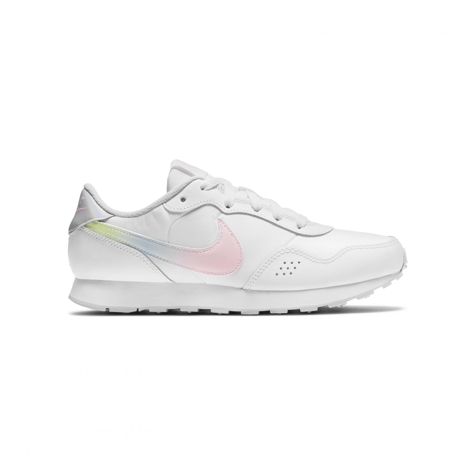 Nike MD Valiant WHITE/MULTI-COLOR-PURE PLATINUM