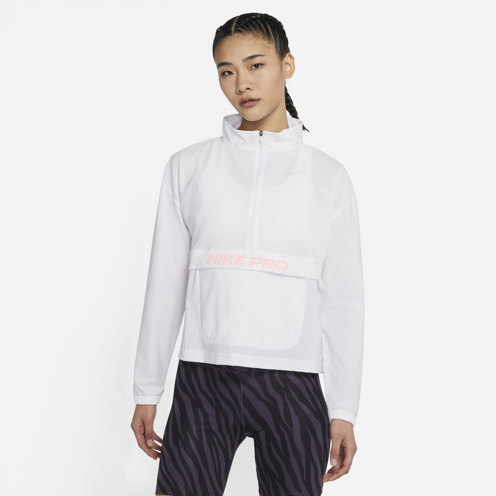 Nike Pro Woven WHITE/PURE PLATINUM