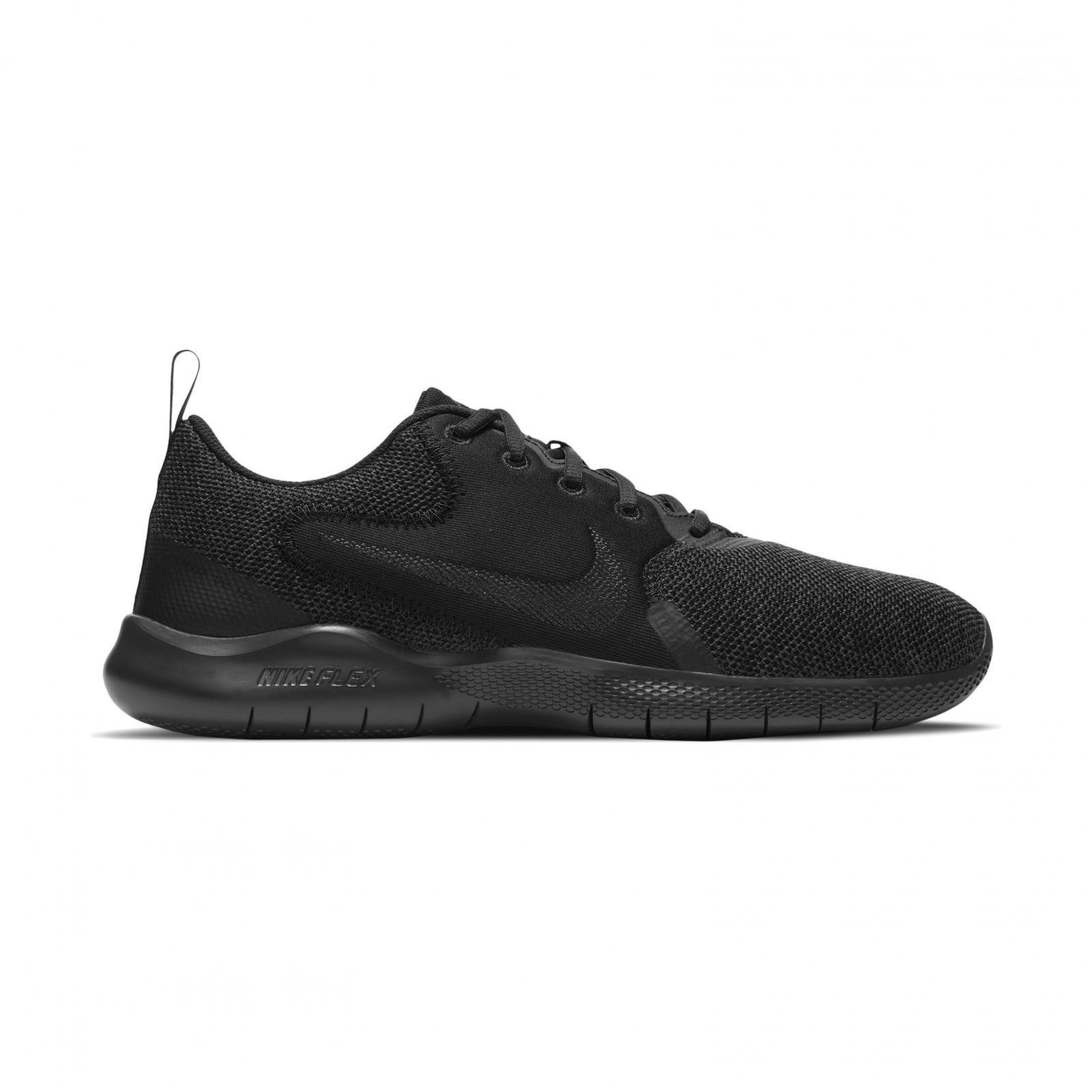 Nike Flex Experience Run 10 BLACK/DK SMOKE GREY