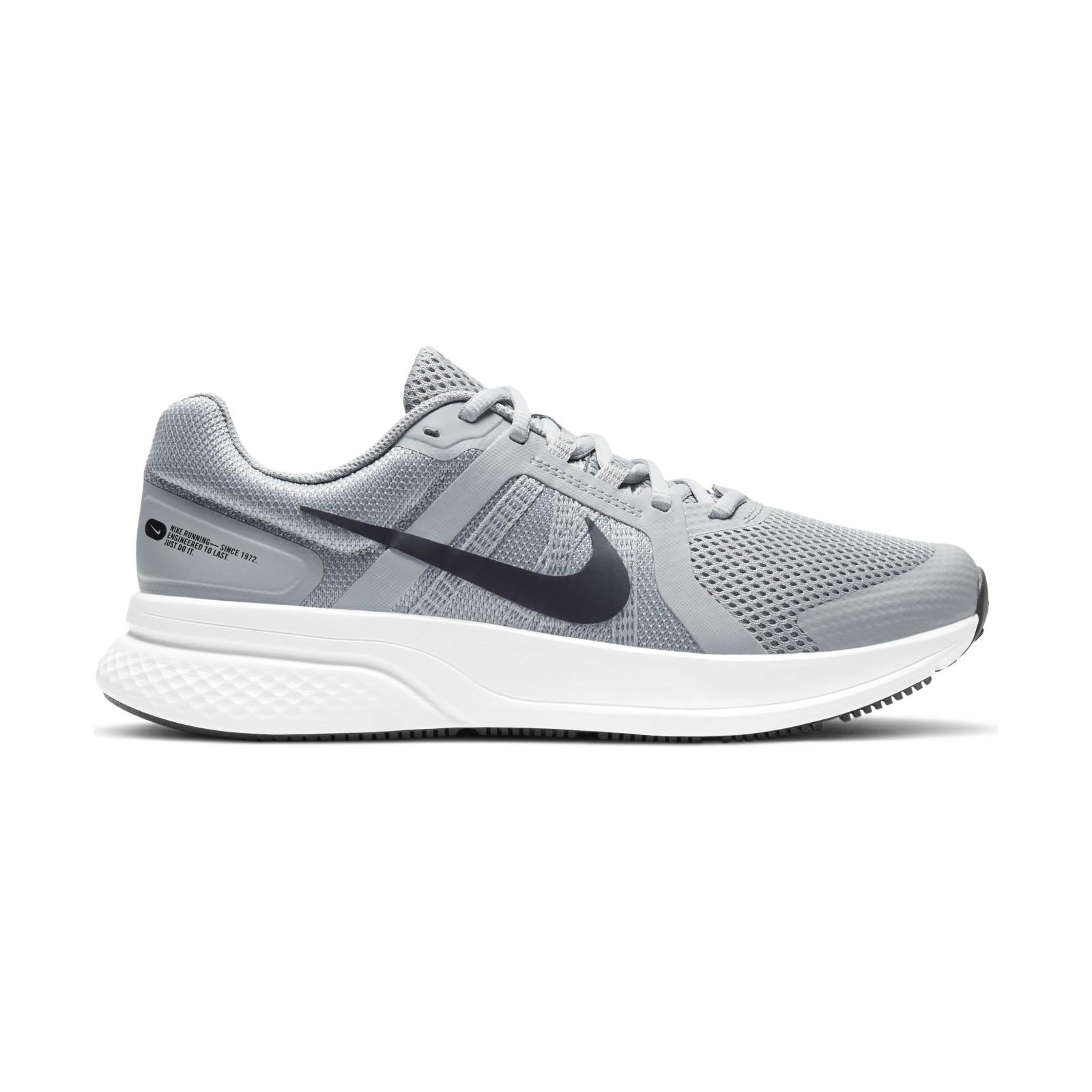 Nike Run Swift 2 PARTICLE GREY/BLACK-WHITE