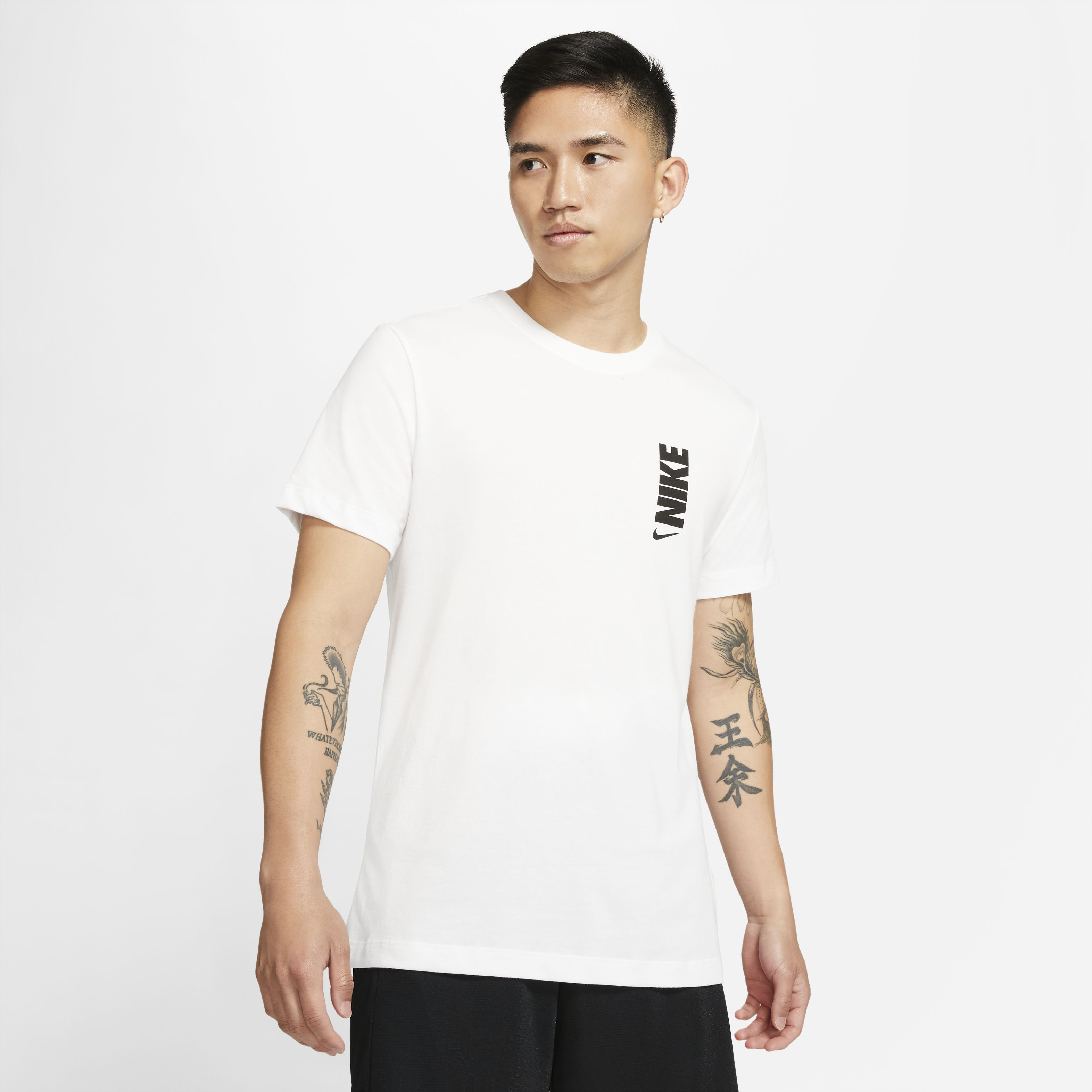 Nike Dri-FIT Extra Bold WHITE