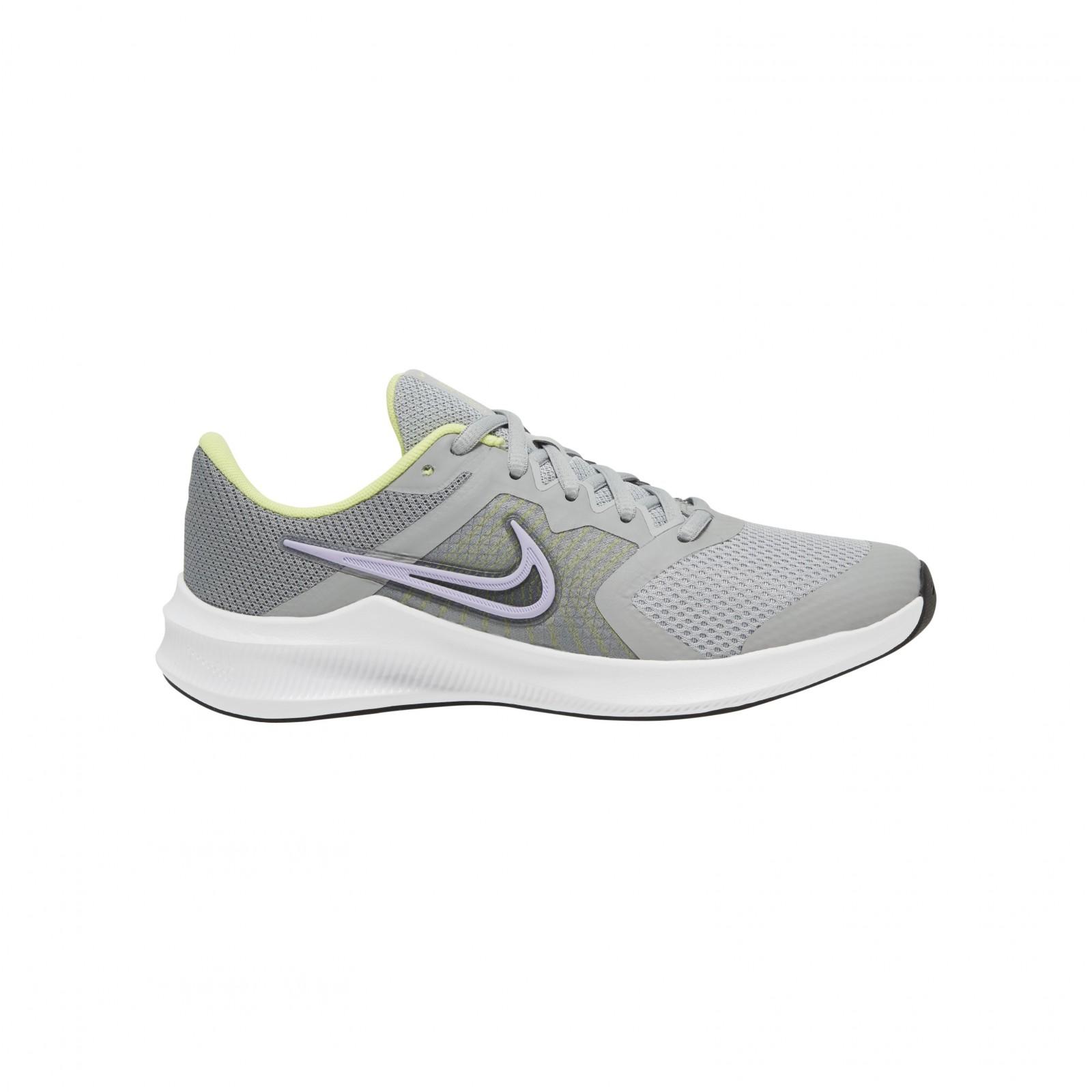 Nike Downshifter 11 LT SMOKE GREY/LILAC-LT LEMON TWIST