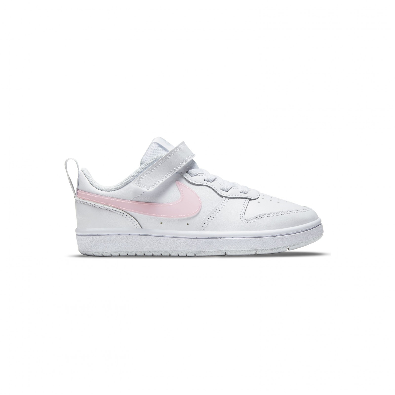 Nike Court Borough Low 2 WHITE/ARCTIC PUNCH-LT ARMORY BLUE