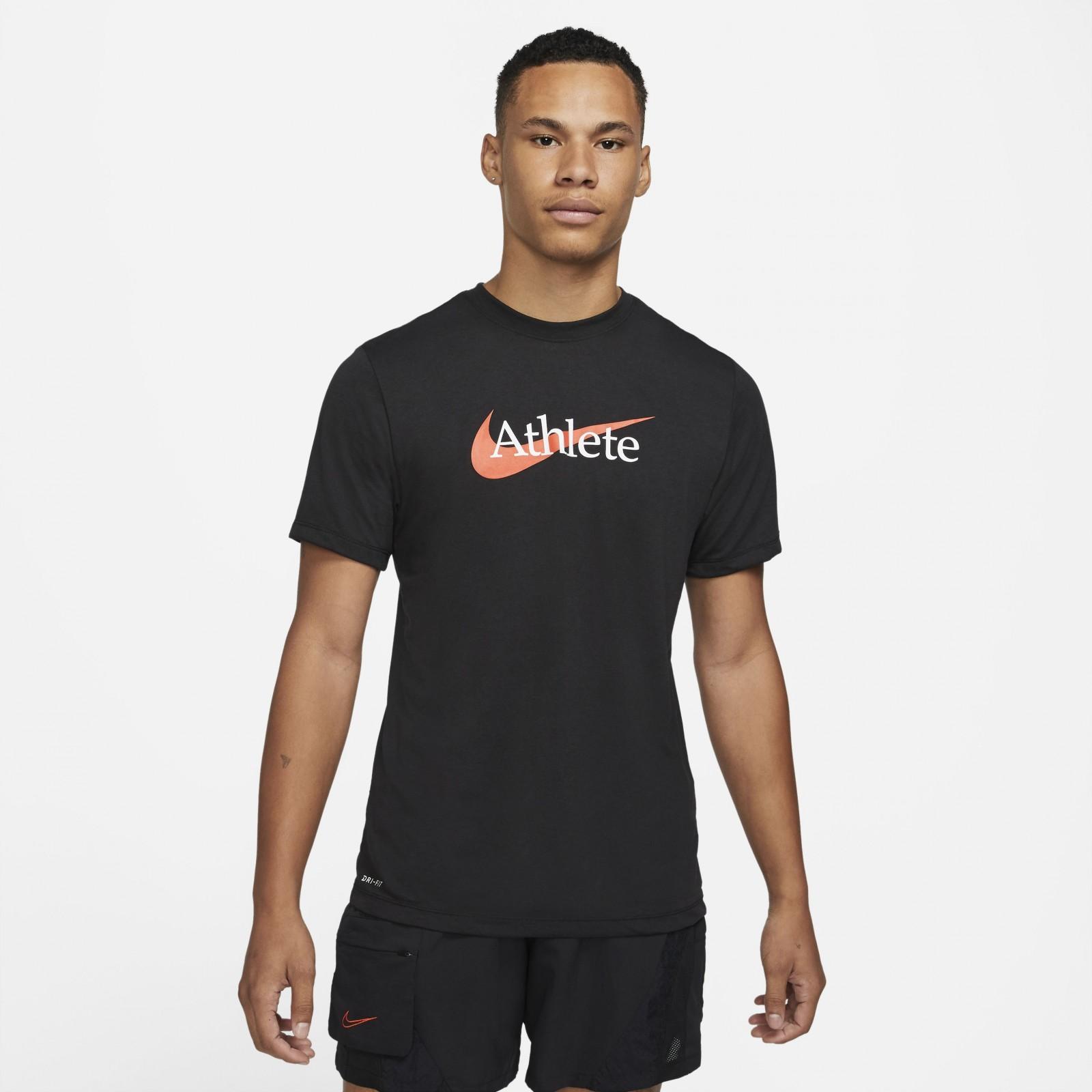 Nike Dri-FIT BLACK/TEAM ORANGE